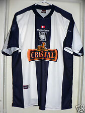 ALIANZA LIMA PERU MARATHON Authentic Soccer Home Jersey Team Medium Size