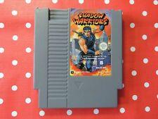 Shadow Warriors Nintendo NES nur Modul