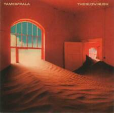 TAME IMPALA - THE SLOW RUSH (2020) Psychedelic Rock CD+FREE GIFT