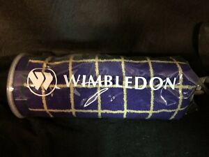WIMBLEDON CHAMPIONSHIP OFFICIAL  Christy Towel w/ Case- NWT
