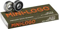 MINI LOGO - Precision Skate Kugellager  - Longboard Skateboard Minicruiser