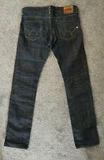 Mens Edwin ED-71 Slim Fit Blue Japanese Selvage Denim Jeans - W31 L32