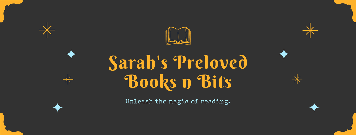Sarah's Preloved Books n Bits