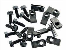 Body Bolts & U-Nuts For Toyota- M8-1.25mm Thread- 13mm Hex- Qty.10 ea.- #156