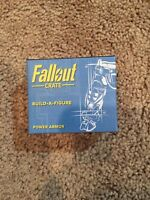 Fallout Build a Figure Power Armor 3 of 6 Lower Body / Legs Loot Crate