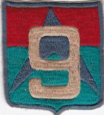 Original 9th Infantry Division South Vietnamese Army Vietnam Patch 4