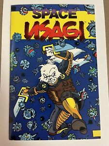 Space Usagi Ashcan #1 - 1995 - Stan Sakai - Bunny Rabbit - HTF Mini Comic