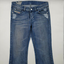 Diesel W31 L32 blau blue Herren Jeans Hose Italien Designer Denim Men Vintage