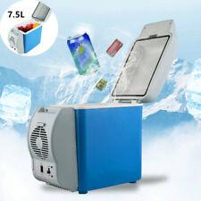 Car Refrigerator 7.5L Mini Fridge 12V Cooler Use in Car Home Warming Cooling