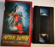 VHS AFTER DEATH - OLTRE LA MORTE di C. Anderson (C. Fragasso) [AVOLFILM]