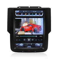 "10.4"" Tesla Vertical Screen Car Radio GPS Navi For 2017 Dodge Ram 1500 Express"