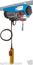 GÜEDE Electric Motor Crane/Winch GSZ 125/250