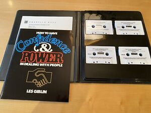 Les Giblin - How to Have Confidence & Power in Dealing with People (4 cassettes)