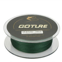 Fishing Line Braid 4 Strands 300m Super Strong PE Multifilament Line Saltwater