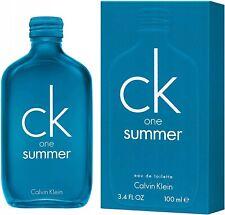 CALVIN KLEIN ck One Summer 2018 EDT spray 100ml