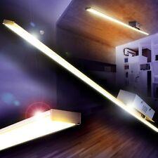 LED Deckenleuchte Design Zimmer Chrom Deckenlampe Deckenstrahler Lampe Flur 12 W