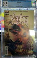 VENOM #7 MAIN COVER CGC 9.6 DYLAN BROCK CAMEO MARVEL 12/18