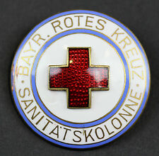 Schwestern Brosche Bayerisches Rotes Kreuz Sanitätskolonne