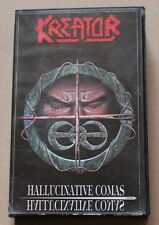 Kreator, Extreme Aggression Tour 1989 / '90, VHS, rar, rare