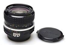 Nikon AI nikkor 28 mm f3.5