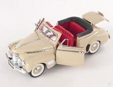 BLITZ VERSAND Chevrolet Chery Special Deluxe 1941 beige Welly Modell 1:24 NEU