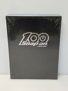 Snap-On Tools 100th Anniversary Special Edition Catalog Hard Cover Hardbound NEW