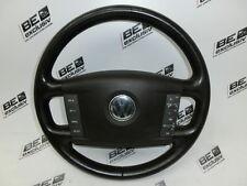 VW Phaeton 3D Lederlenkrad Lenkrad Airbag Braun MFL 3D0419091S 2N1 3D0880201BL