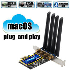 T919 Hackintosh PC BCM94360CD WiFi 1750Mbps Bluetooth 4.0 PCI-E Card mac OS