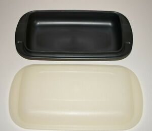 Tupperware Ultra 21 Ovenware 3/4 Quart Casserole Pan 1746 Sheer Lid Microwave