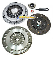 FX RACE CLUTCH KIT& CHROMOLY FLYWHEEL for 06-11 SUBARU FORESTER OUTBACK XT TURBO
