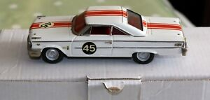 Ford Galaxie 500XL Jack Sears 1963 Saloon Championship - 1/43 Model  RARE 51/100