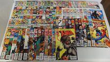 Uncanny X-Men #185-391 - 88 Comic Lot