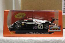 Slot It SICA01E Audi R8C Le Mans Race 1999, #9 1/32 Slot Car *Rare*