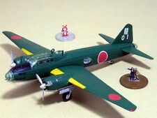 F-TOYS HEAVY BOMBER WW2 JAPAN G4M 1943 1:144 Fighter Aircraft Plane FT_HB_1a