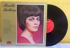 MIREILLE MATHIEU -WENN DU MICH LIEBST- 1972 CANADIAN LP CHANSON