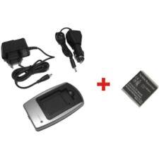 Batería + CARGADOR para Canon IXUS 30 40 50 55 nb-4l nb4l