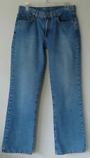 """Womens LUCKY BRAND Jeans Low Rise Flair Zipper Fly """"Peanut Pant"""" Size 10/30 #136"""