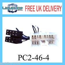 Pc2-46-4 MITSUBISHI 3000 GT 1992 - 1999 ISO Stereo Headunit Harness Adaptor Lead