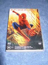 SPIDER-MAN -Region 4 DVD- TOBEY MAGUIRE