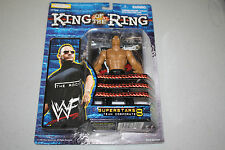 WWE/WWF JAKKS KING OF THE RING SERIES THE ROCK FIGURE NEW UNOPENED