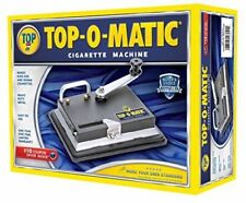 Top O Matic Cigarette Tobacco Machine - RYO Top-O-Matic King Size & 100MM Metal