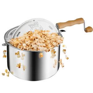 Great Northern Popcorn 83-DT5676 6250 Original Spinner Stovetop - 6.5 qt.