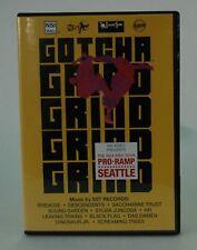 Gotcha Grind Old School Skateboard Dvd