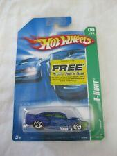 Hot Wheels 2008 Treasure T-Hunt 8/12 Jaded Mint In Card
