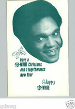 1971 Las Vegas Casino Hotel Slappy White Entertainer