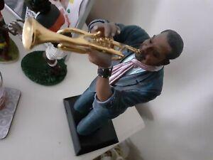 Music Miles Davis Jazz Musician Statue