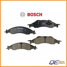 Front Ford Expedition Lincoln Navigator Brake Pad Set Bosch QuietCast BP1278