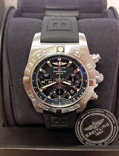 Breitling Chronomat 44 Flying Fish AB0110 - Box & Papers 2015