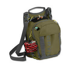 Orvis Safe Passage Fly Fishing Chip Chest Pack w/Neck & Waist Strap