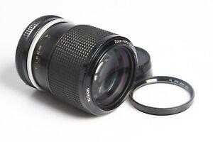 Nikon Zoom Nikkor 3,5/43-86 Nikon Ai